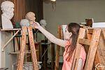 Открыт прием на подготовительные четырёхмесячные курсы «РИСУНОК, КОМПОЗИЦИЯ, ЧЕРЧЕНИЕ»