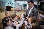 В УлГТУ стартовал новый сезон конкурса «Маленький учёный» для дошкольников