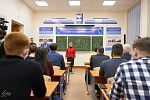 Открытие профильной аудитории АО Металлоконструкция в УлГТУ