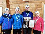 Команда УлГТУ заняла призовое место в профсоюзных лыжных соревнованиях