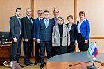 УлГТУ посетила делегация Генерального консульства Республики Узбекистан в г. Казани