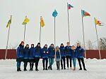 Студенты УлГТУ в составе отряда Снежного десанта «Симбиряк» посетили Павловку