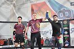 Студент УлГТУ одержал победу в чемпионате и Первенстве Всероссийской Федерации спортивного миксфайта