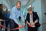 Открытие лаборатории элементов цифровых систем управления в электроэнергетике в УлГТУ