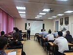 На базовой кафедре УлГТУ состоялся совместный семинар с Ульяновским филиалом ПАО «Т Плюс»