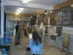 Художественная мастерская на строительном факультете УлГТУ