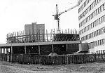 Строительство Тарелки. Фото из архива