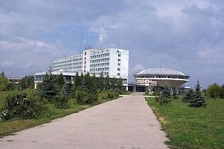 Main Hall of UlSTU