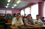 Студенты МФ на распределении 19 апреля 2013 г.